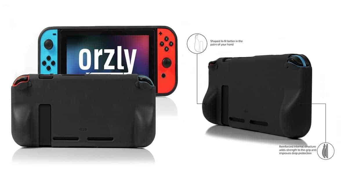 Orzly Protective Hard Portable Travel Case