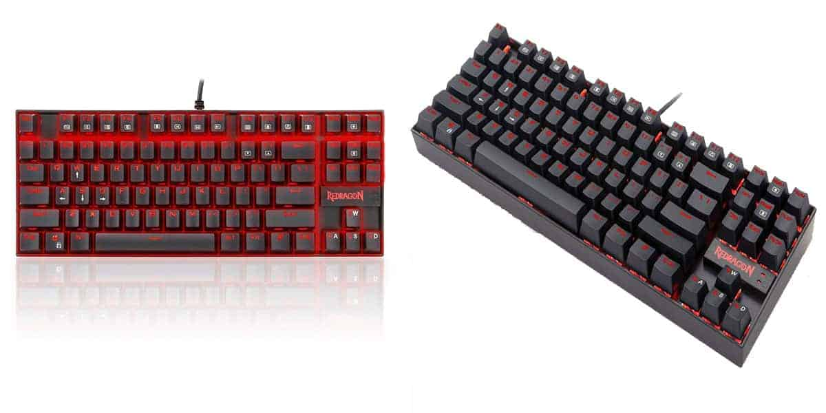 Redragon K552 – Most Affordable Mechanical Gaming Keyboard