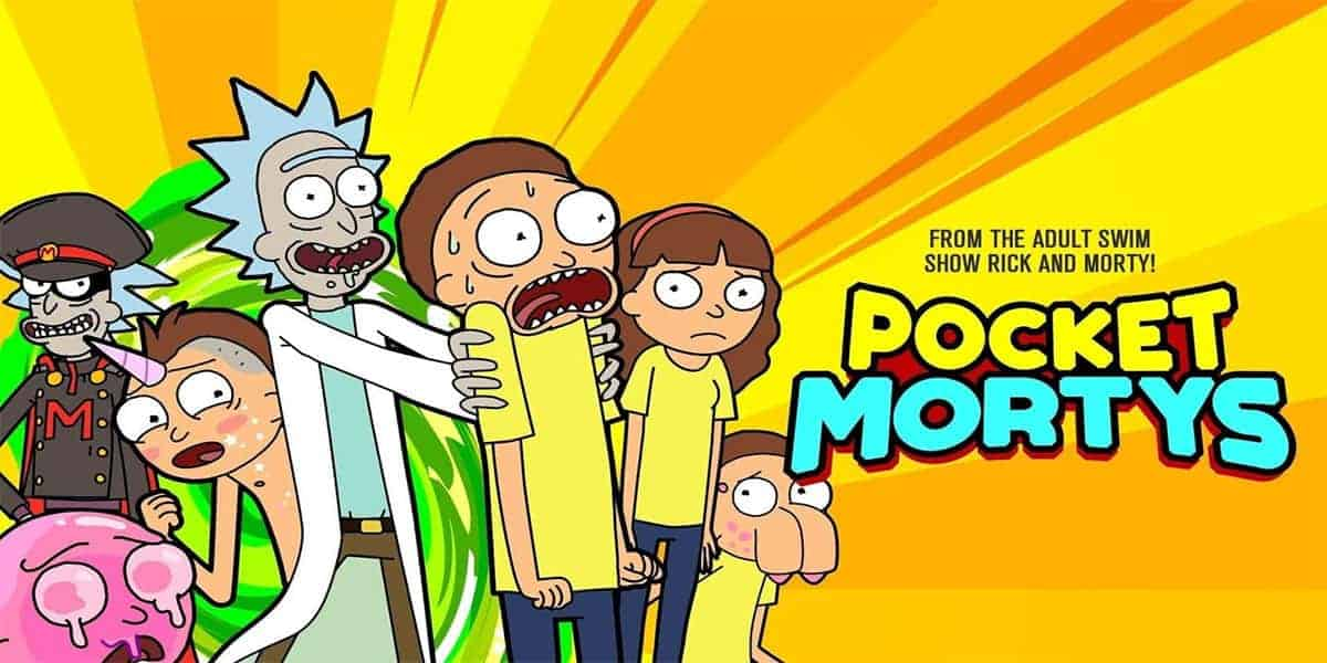 Rick & Morty: Pocket Mortys