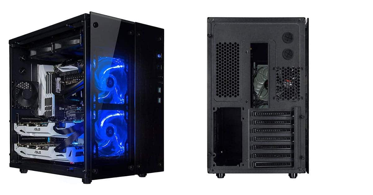 Rosewill Cullinan PX - Best Budget ATX Cube