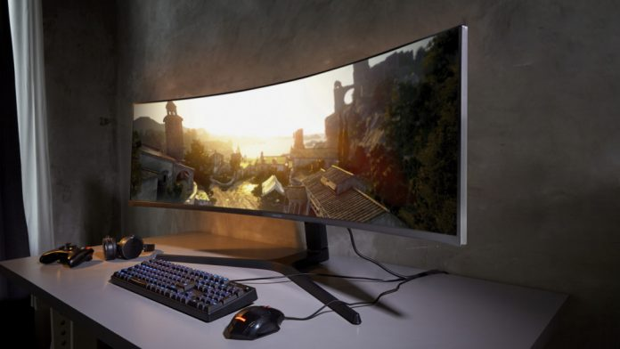 Samsung Announces Second Generation 49-Inch Curved 5K Monitor