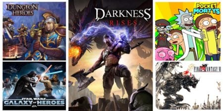 The Best Role-Playing Games (RPG) For Android 2019