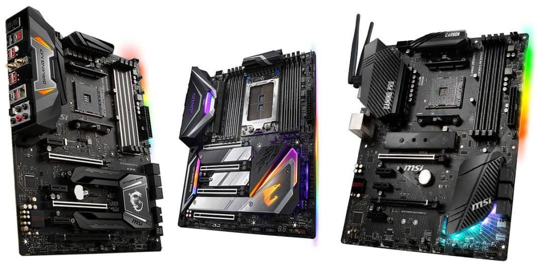 The Best Ryzen Motherboards For 2019