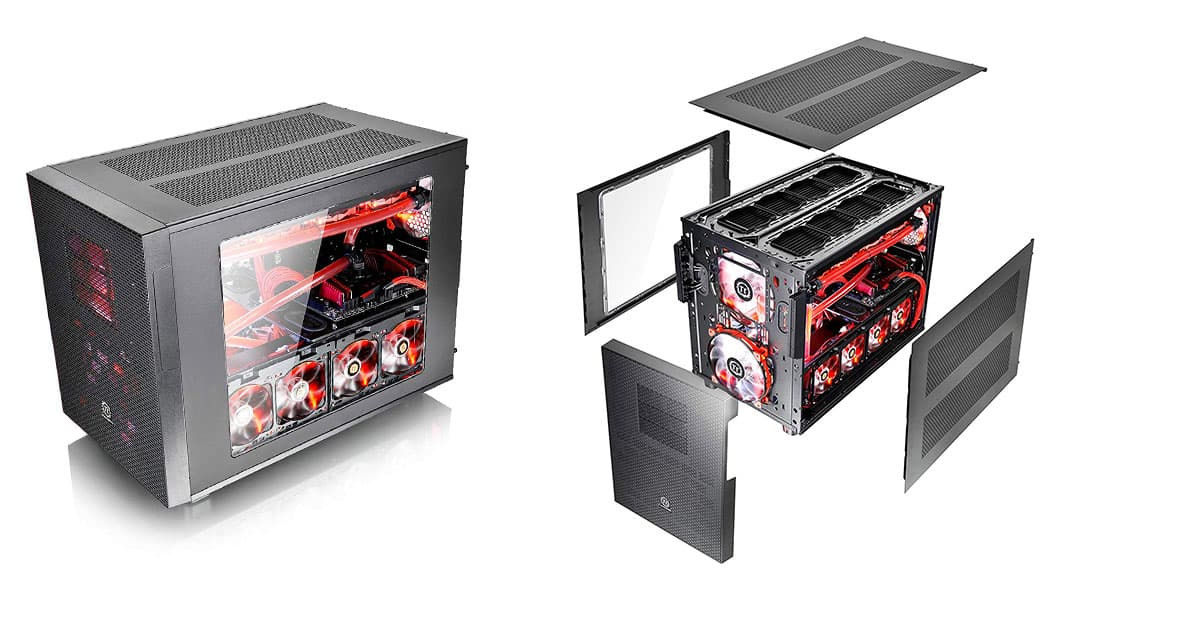 Best Cube PC Cases for 2019