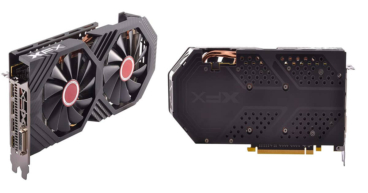 XFX Radeon RX 580 – 8GB of Memory for the Highest Performance under $200