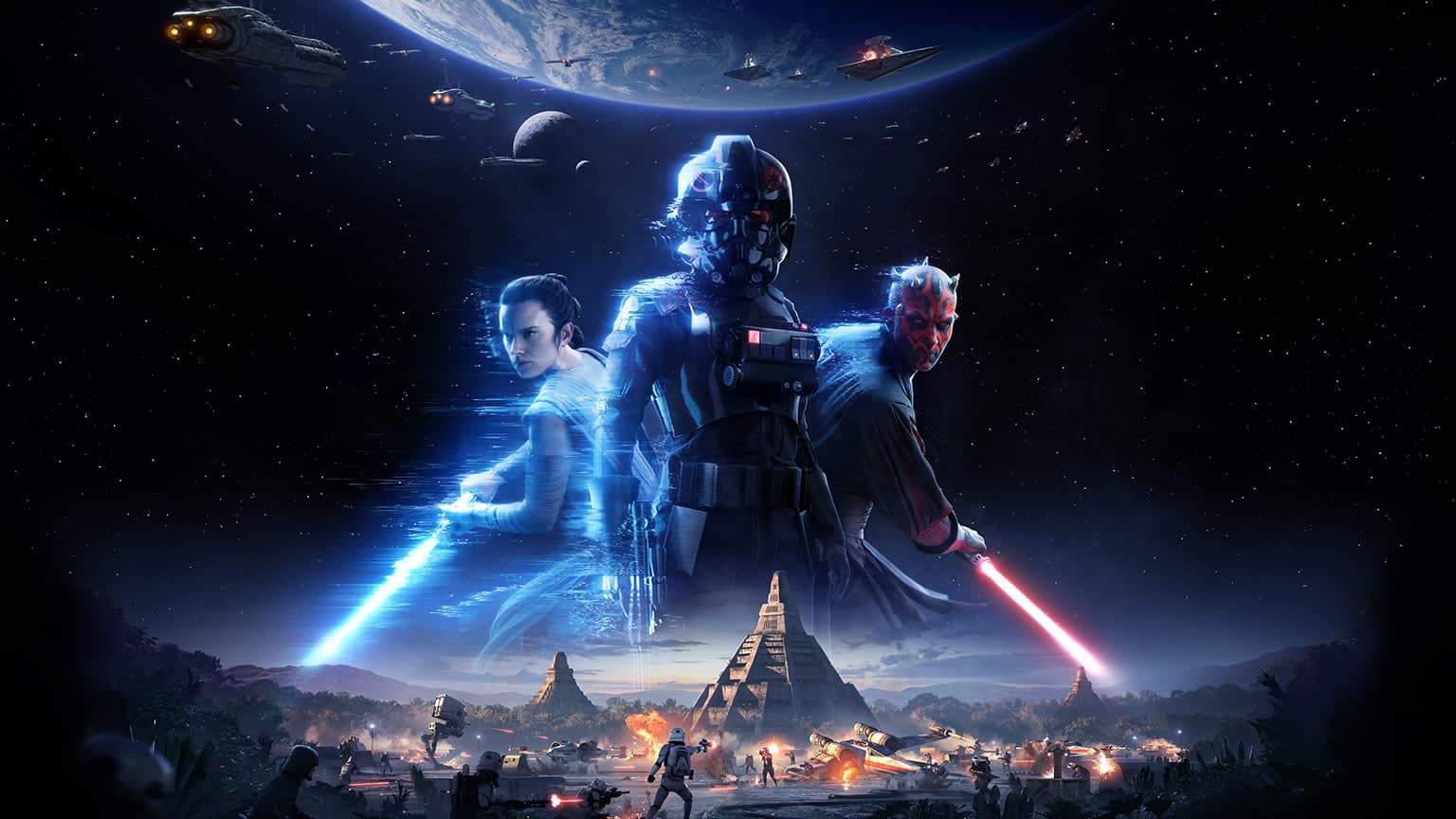 EA's Star Wars Battlefront 2