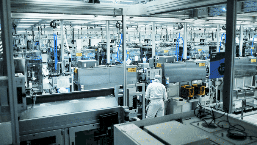factory view Quark series SoCs microcontrollers
