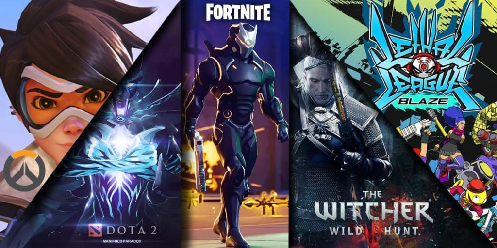 Best PC Games Out Now