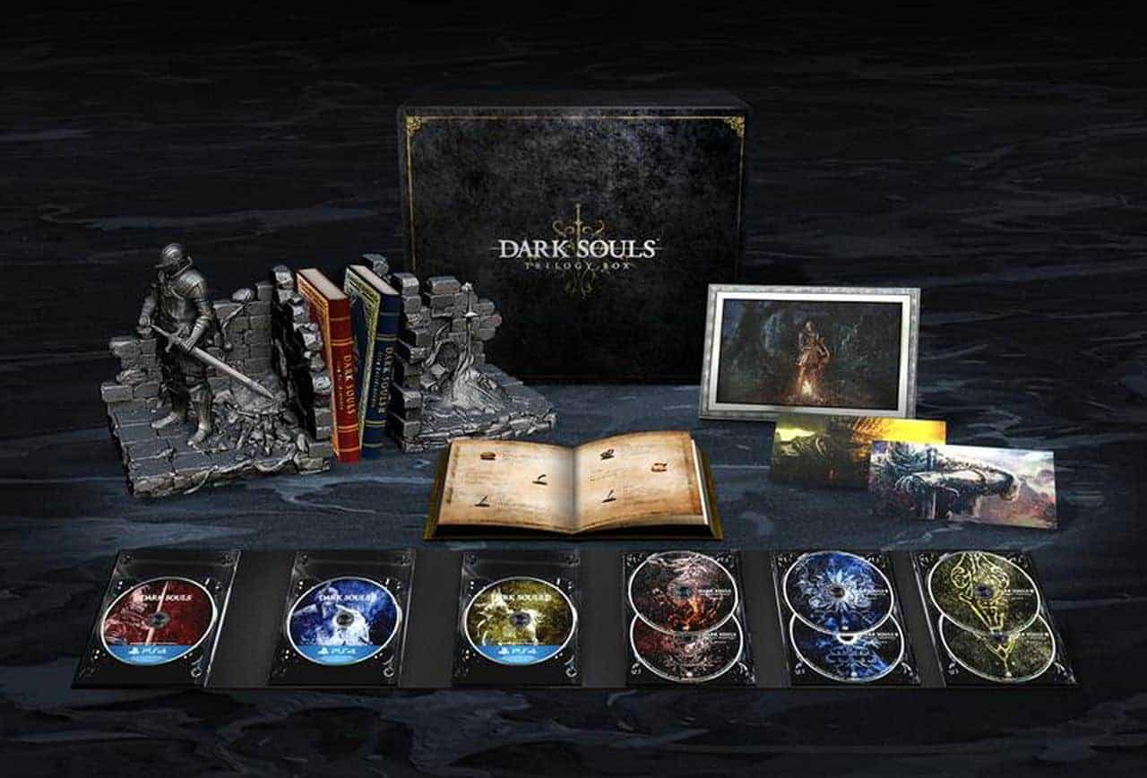 Dark Souls Trilogy Collector's Edition