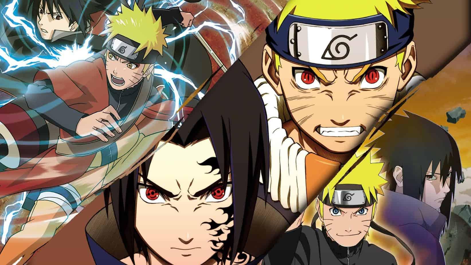 Naruto Shippuden Ninja Storm series