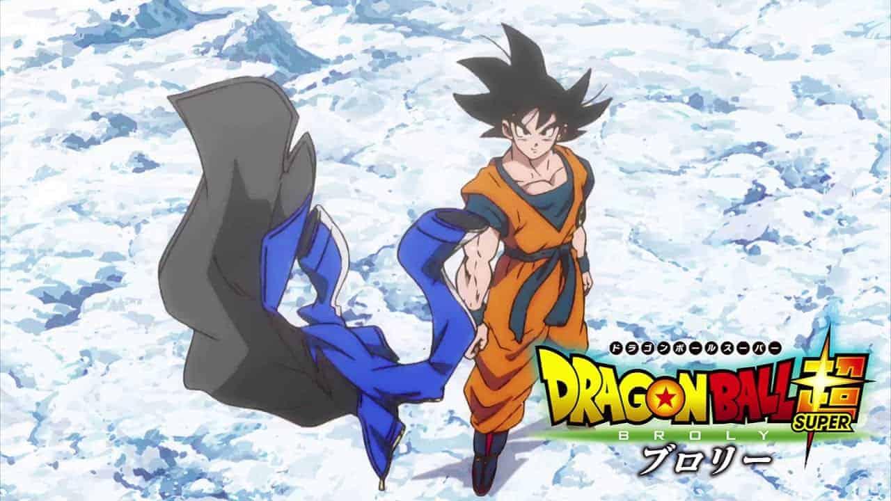 Dragon Ball Super Borly