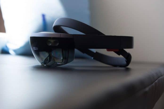 Microsfot's HoloLens