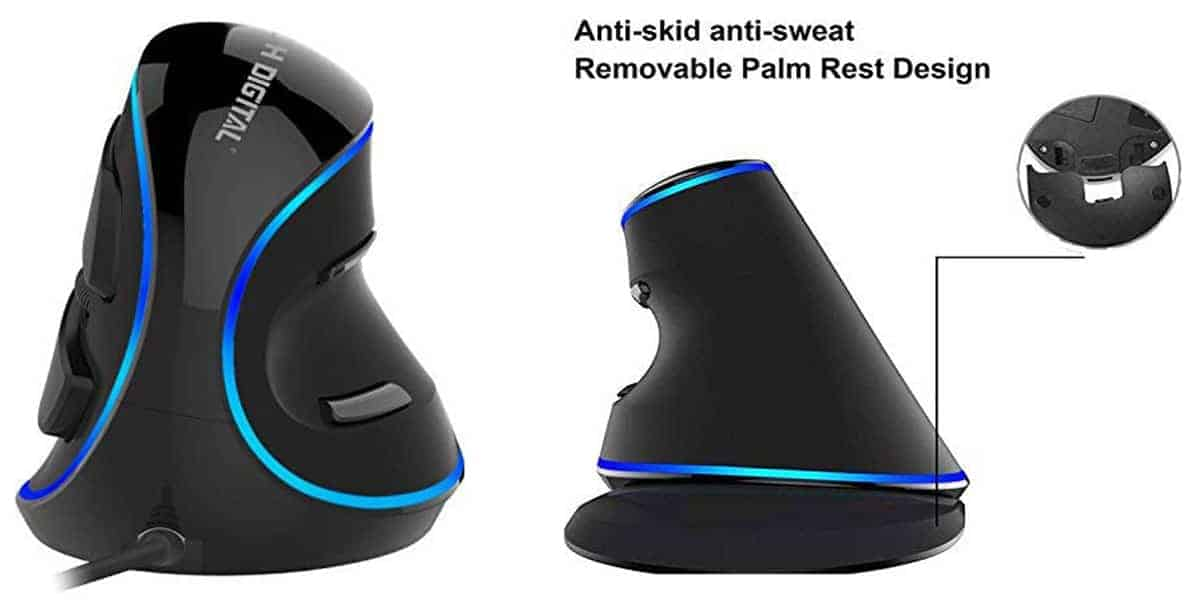 Anker 2.4G Wireless Mouse: Best Ergonomic Computer Mouse