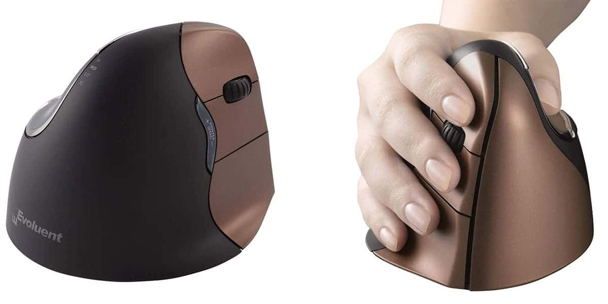 Evoluent Vertical Mouse 4: Best Ergonomic Wireless Mouse