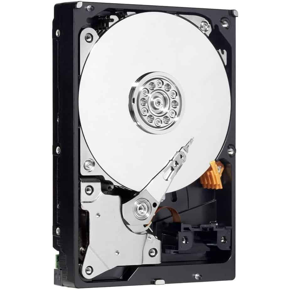 HDD: Western Digital 1TB HDD