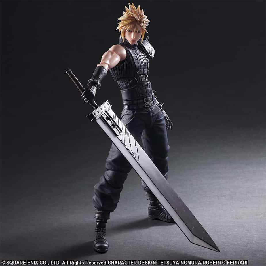 Final Fantasy 7's Cloud