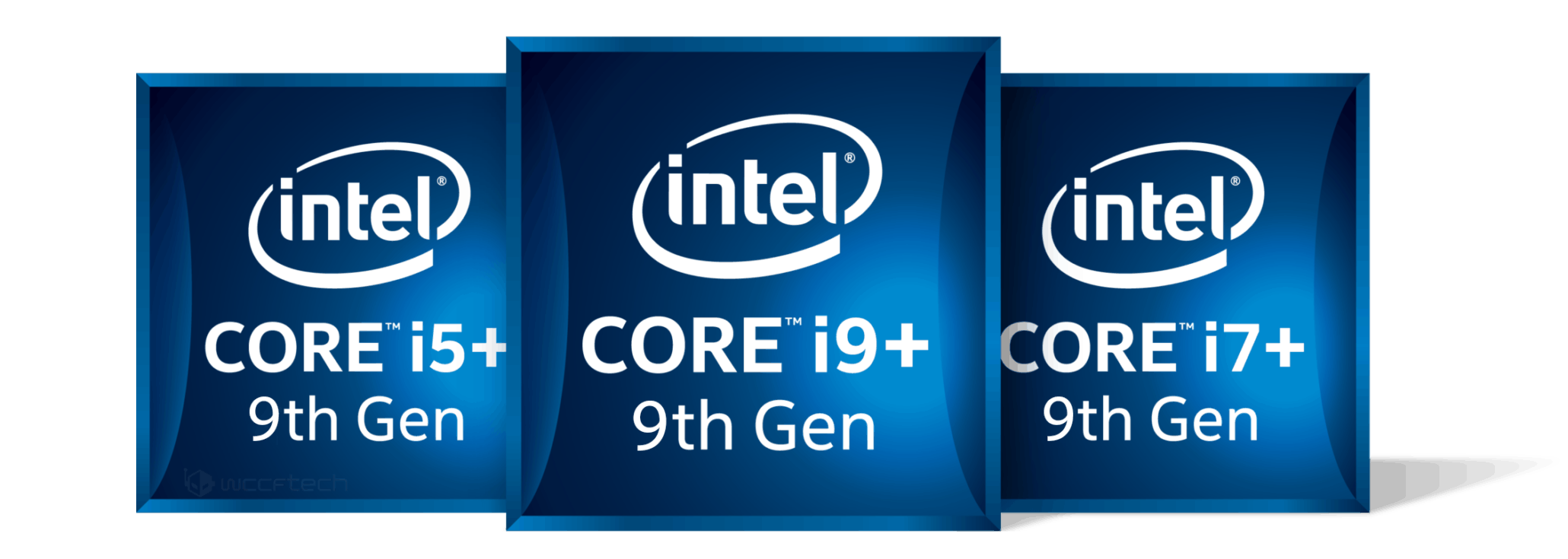 Intel Core 9th-gen processors