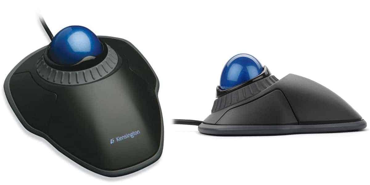 Kensington Orbit: Best Ergonomic Trackball Mouse
