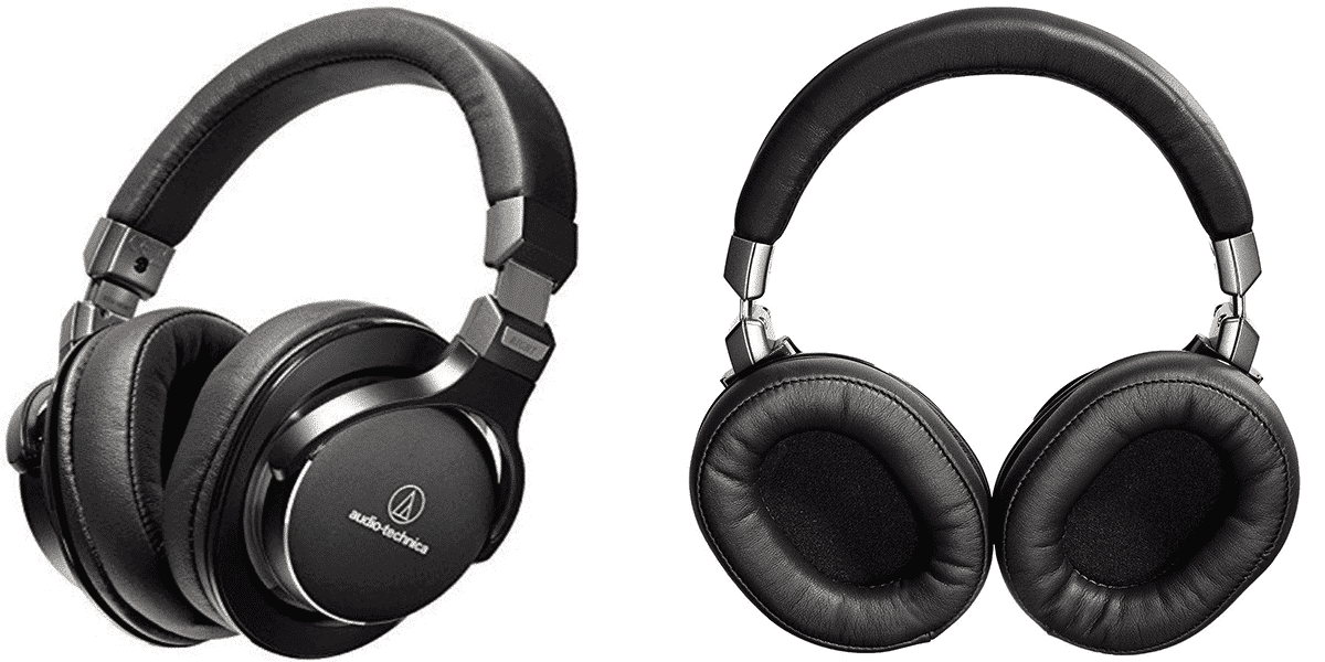 Audio-Technica MSR7 – Closed-Back Headphones for Listening Anywhere