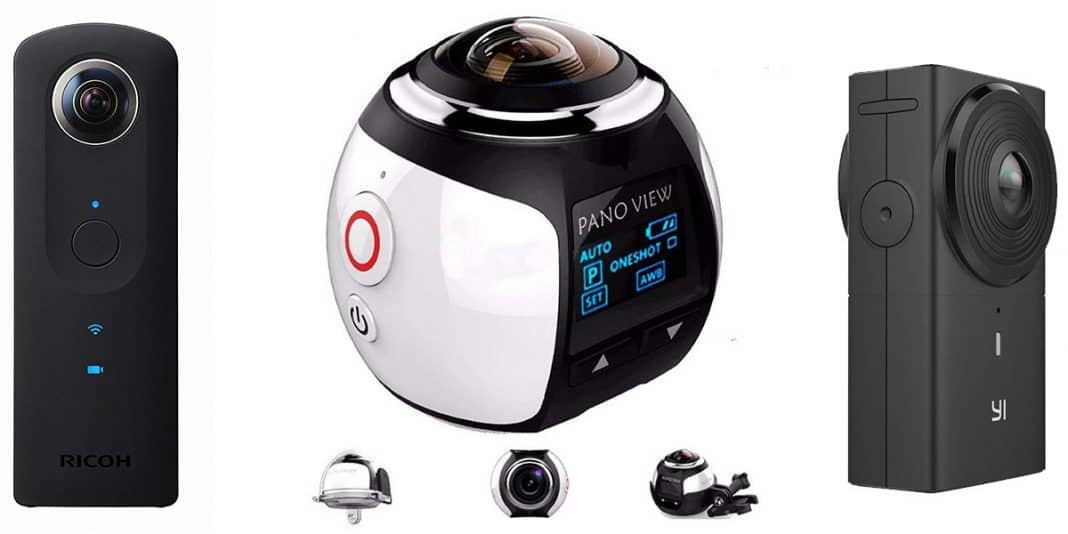 Best 360 Camera for professional pictures, videos