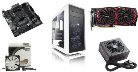Best Gaming PC Build Under $700