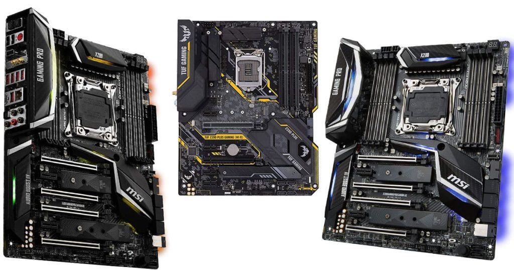 Best Intel Motherboards For 2019