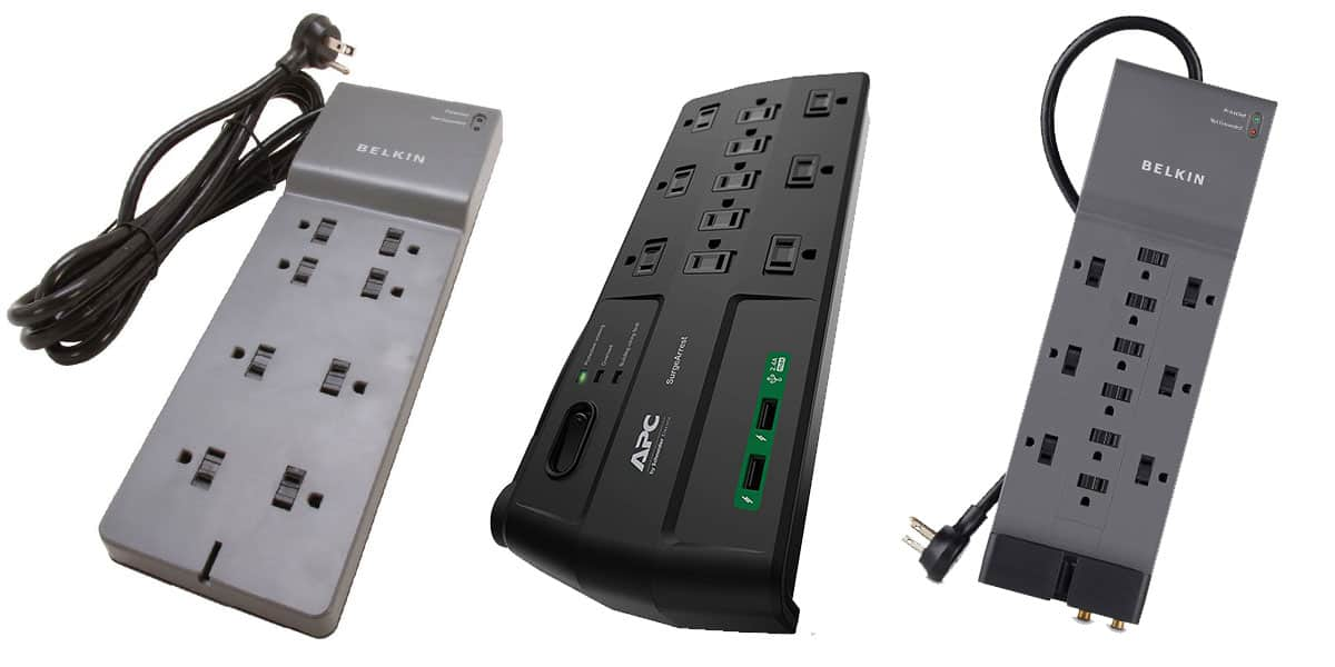 Best Surge Protector 2020.The Best Surge Protectors To Buy In 2019