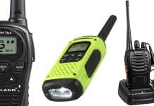 Best Walkie Talkies in the market for 2019