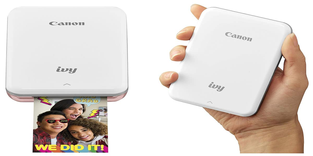 Canon Ivy – Tiny Photo Printer for On the Go