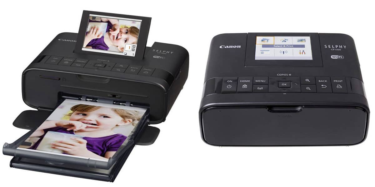 Canon Selphy CP1300 – Affordable and Simple Photo Printer