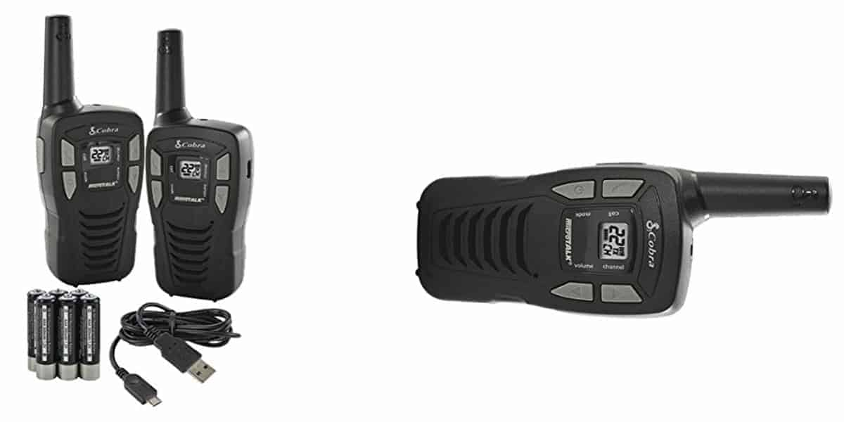 Cobra ACXT145 Walkie Talkie