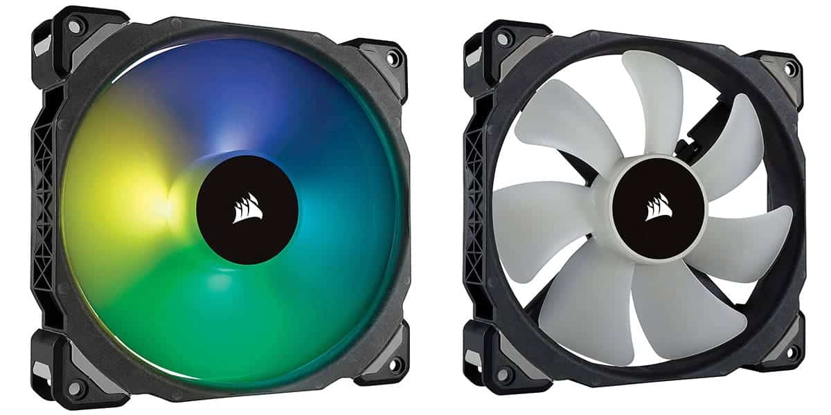 Corsair ML Pro – Super Quiet RGB Fans