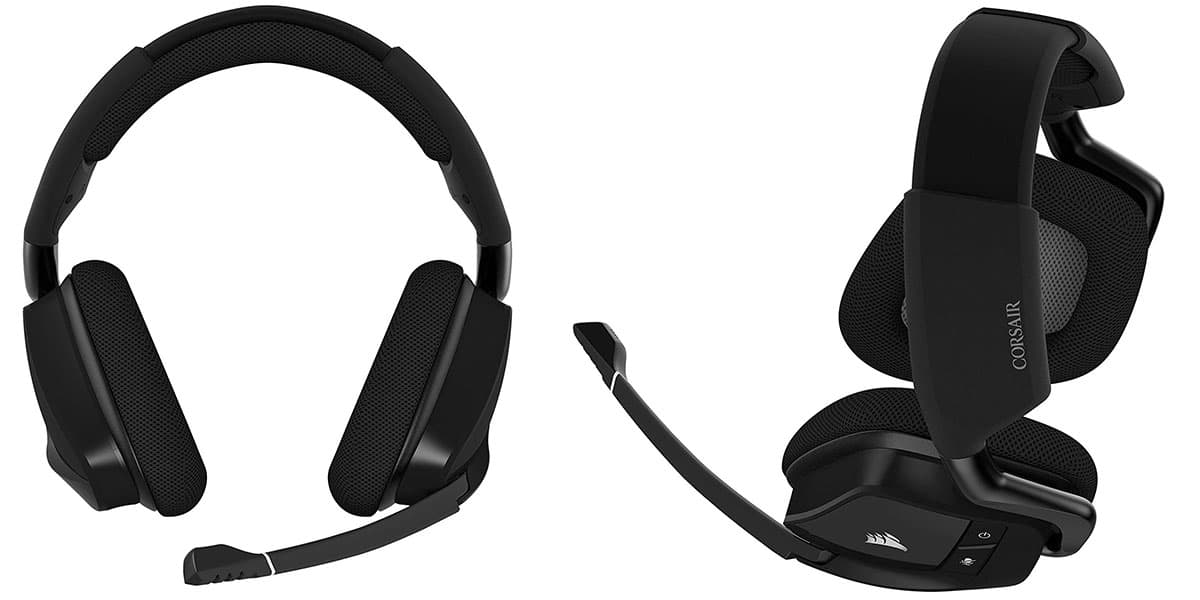 Corsair Void Pro RGB – Wireless Headset with RGB