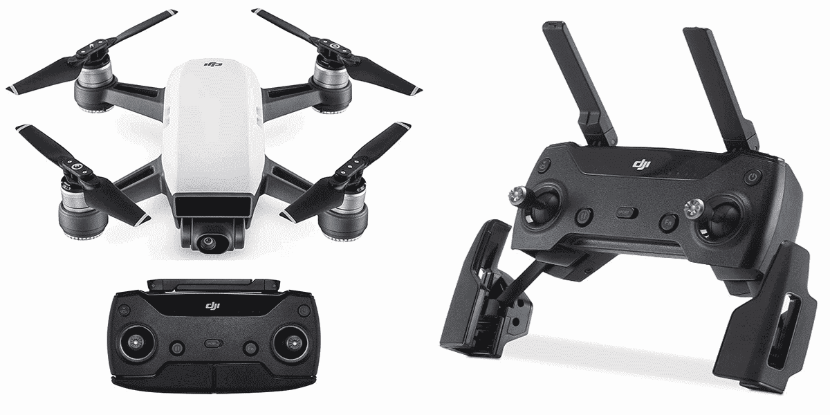 DJI Spark – High-Performance Drone with Excellent Camera