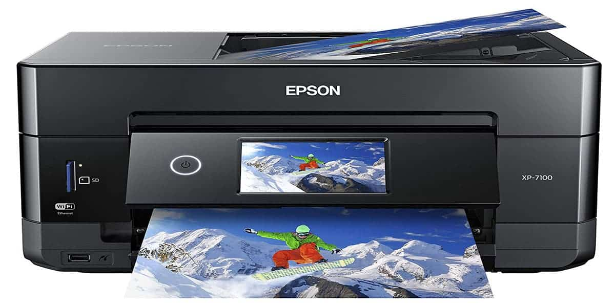 Epson XP-7100 – Productivity Workhouse with Beautiful Pictures