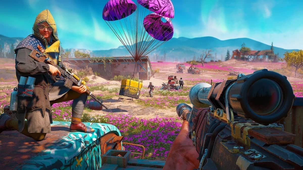 All Easter Eggs And References In Far Cry New Dawn