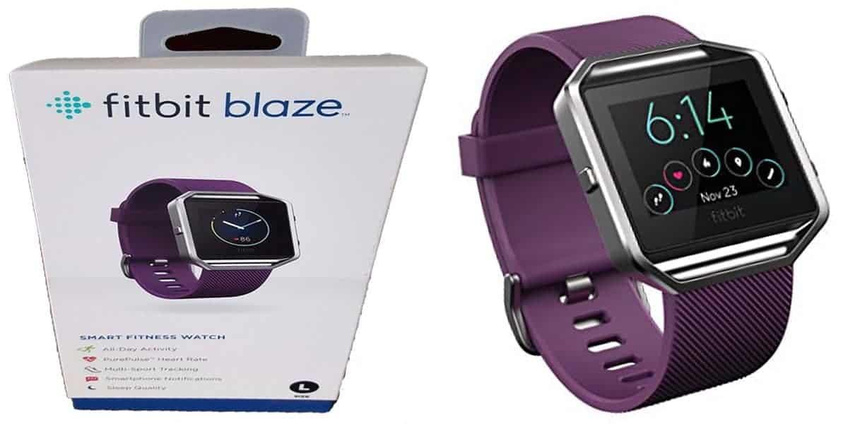 Fitbit Blaze – Best Fitbit for Women