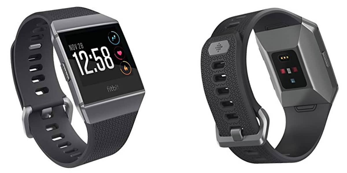 Fitbit Ionic – Best activity tracker with GPS