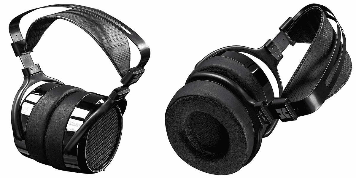 Hifi Man HE-400I – Planar Magnetic Design for True Sound