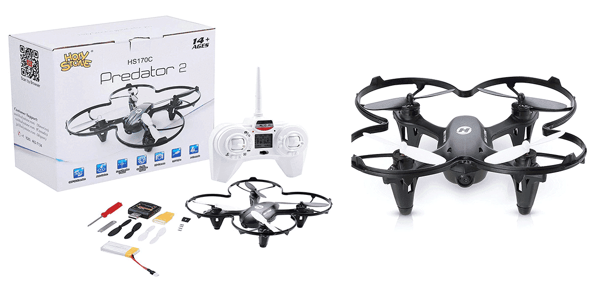 Holy Stone HS107C – Most Affordable Drone