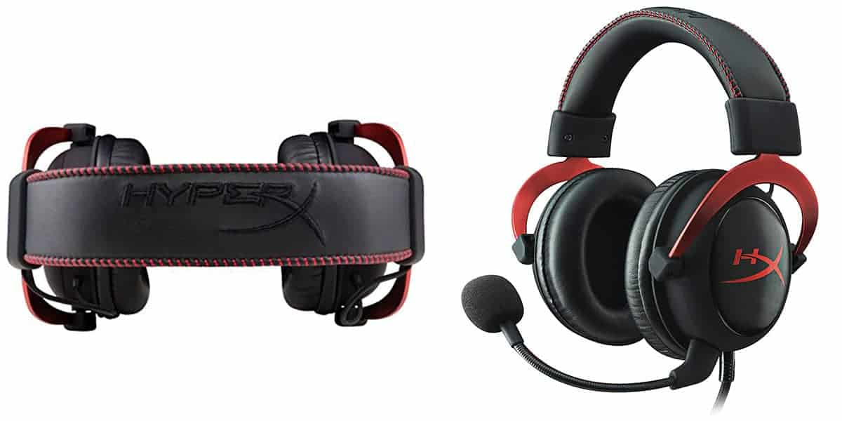 HyperX CloudII – USB Headset with Inline Sound Card