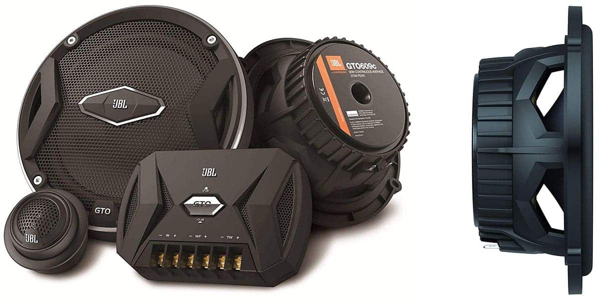 JBL GTO609C – Overall Best