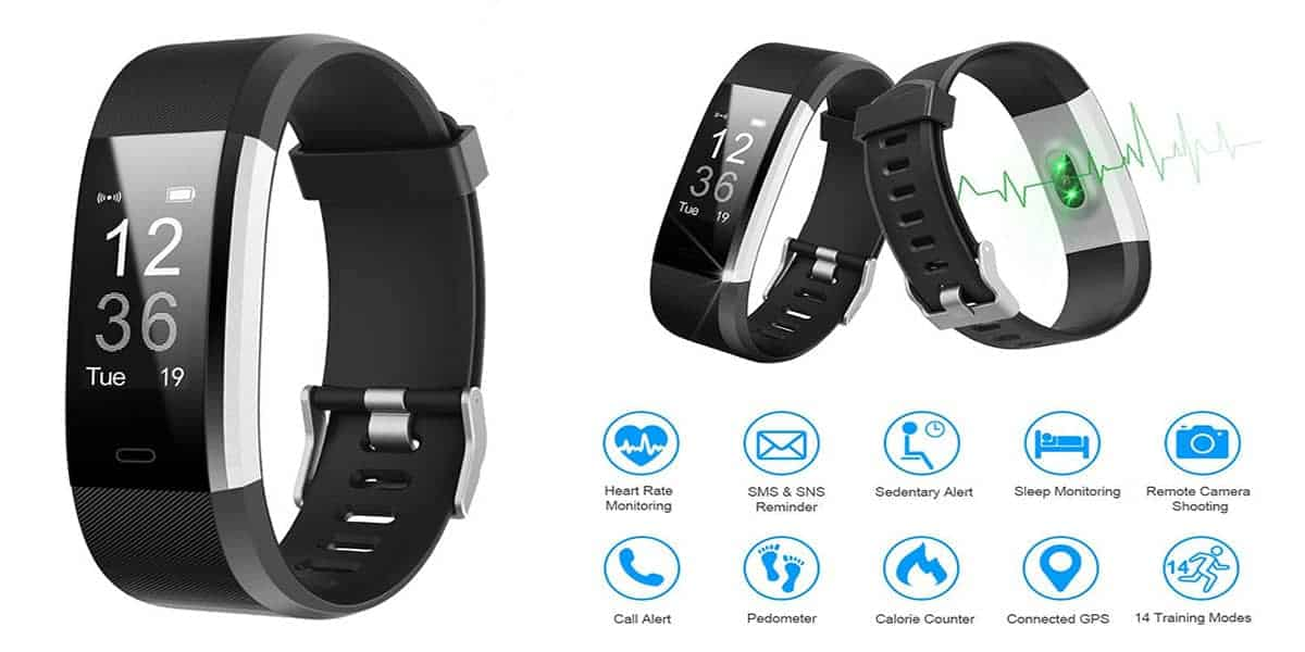 Letscom Fitness Tracker – Most Affordable Sleep and Fitness Tracker on the Market