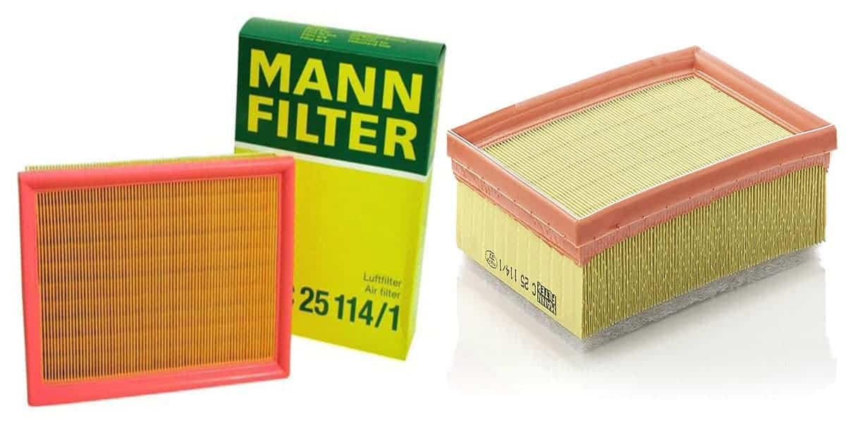 Mann-Filter C25 – Powerful Filtration for Maximum Engine Life