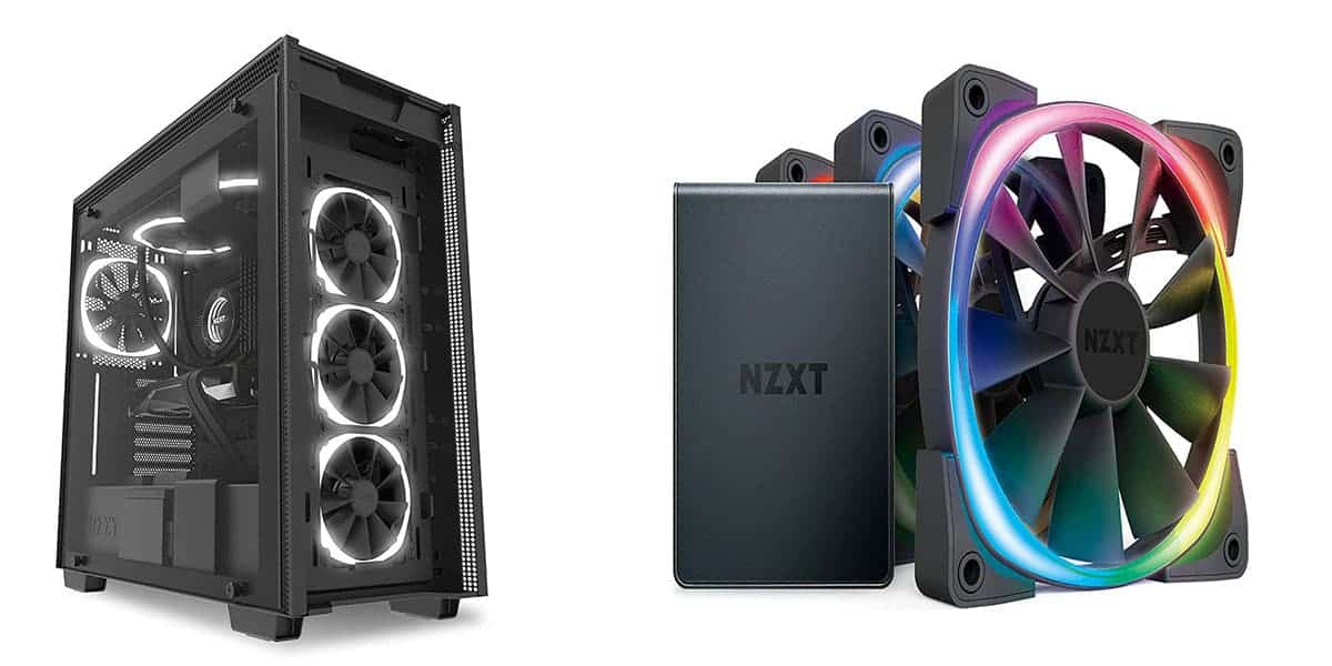 NZXT AER RGB 2 – Great Looking Fans with Well Rounded Performance