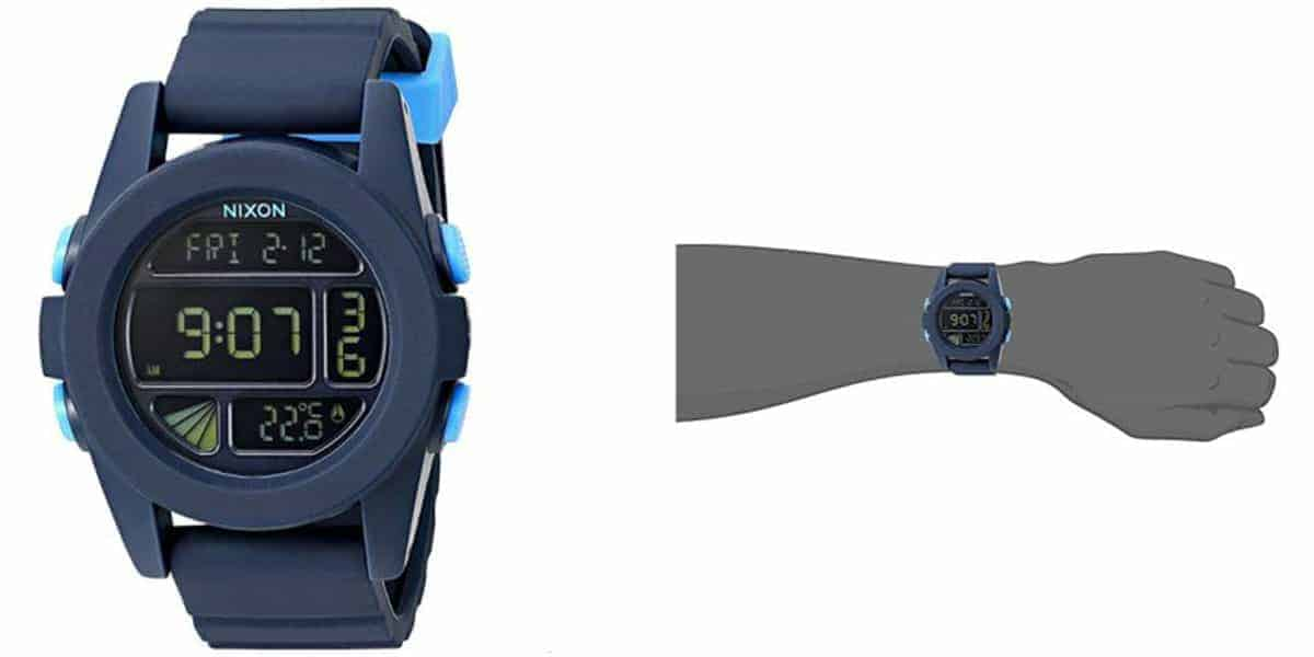 Nixon Unit LCD Watch – Overall Best