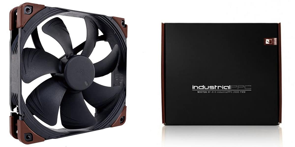 Noctua NF-A14 Industrial- Unbeatable Airflow and Reliability