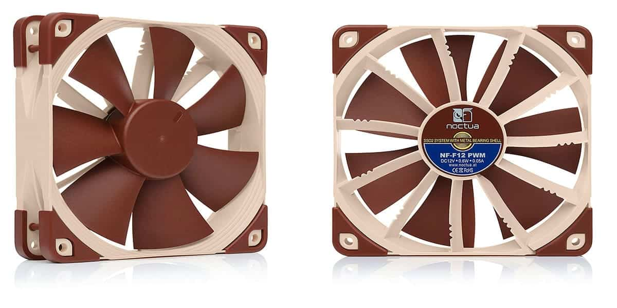 Noctua NF-F12 – Unparalleled Performance