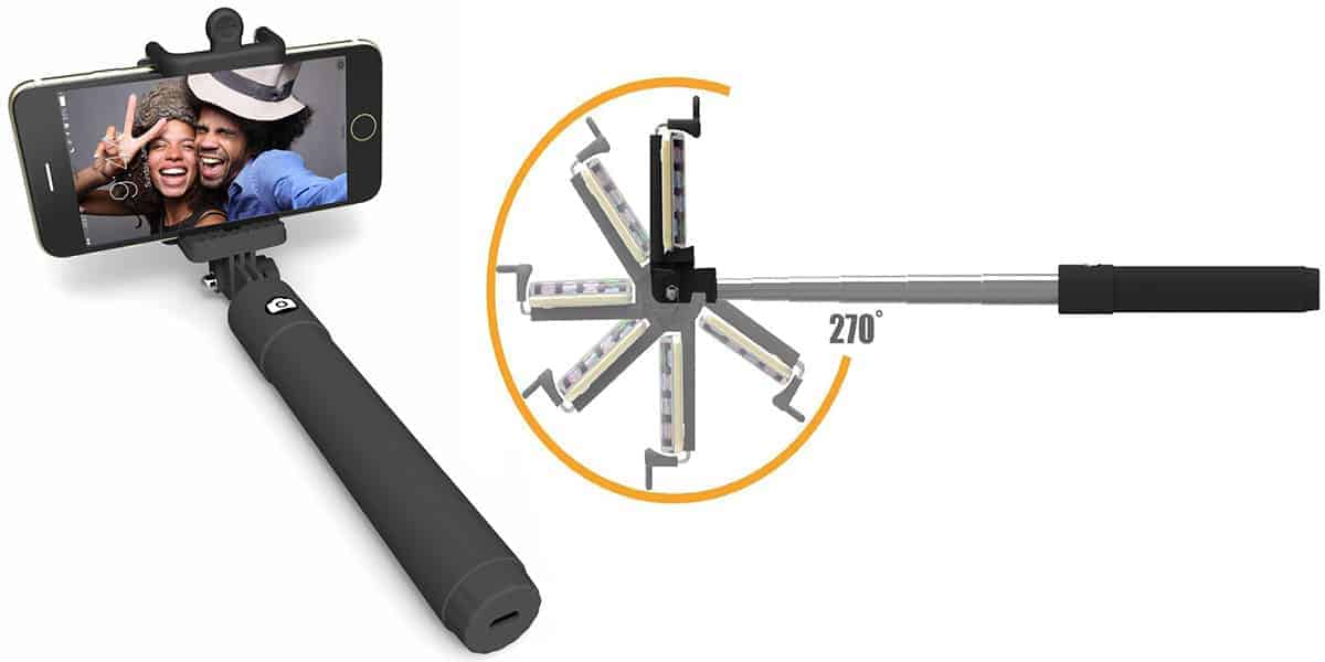 Perfectday's Bluetooth Selfie Stick