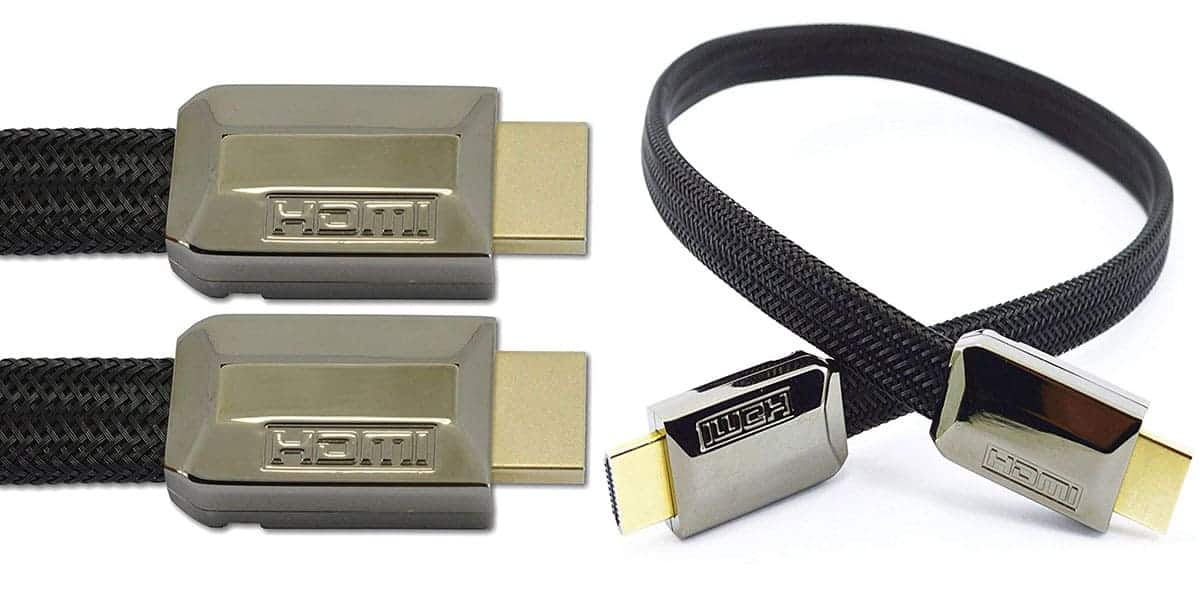 Rhinocables Flat HDMI (For Flat Cabling)